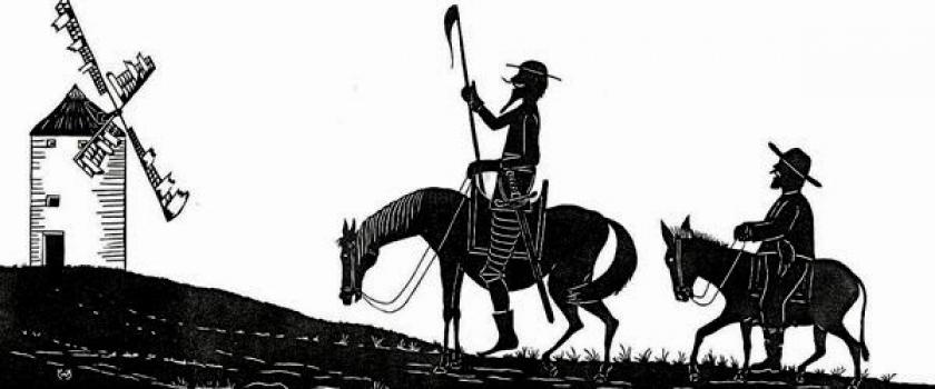 Quijotismo radical
