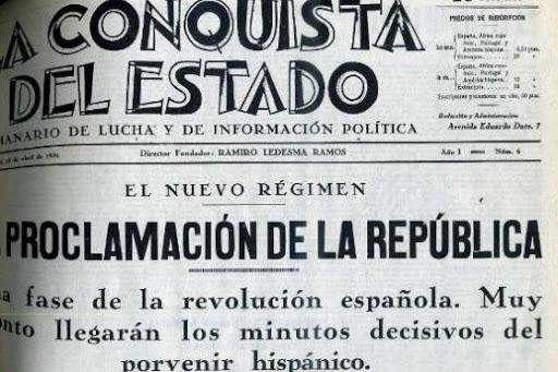 """Vuelve """"La Conquista del Estado"""""""