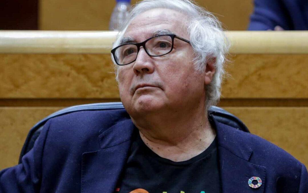 Manuel Castells es Ministro de Universidad del gobierno social-comunista y esbirro de Soros por Valentia Forum