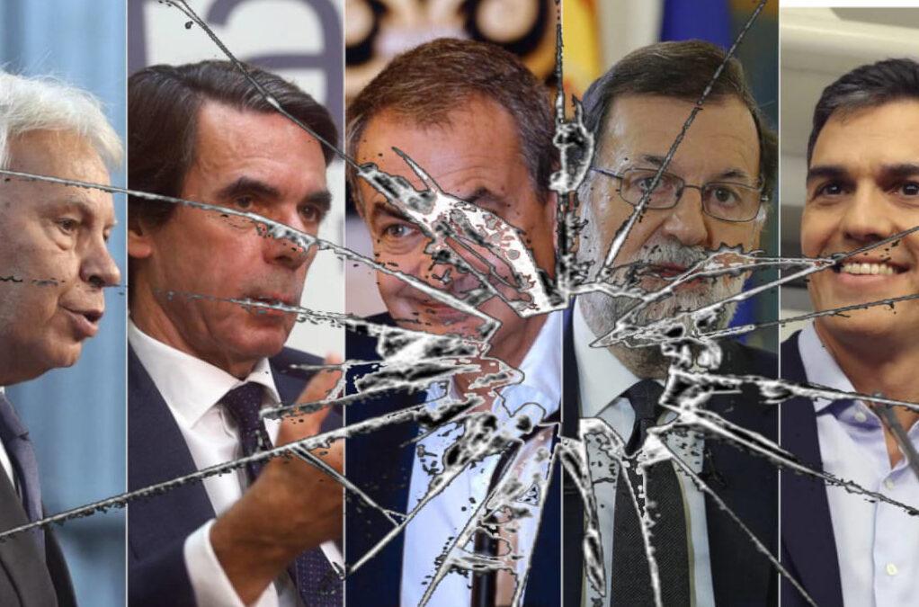 No sólo queremos cambiar el gobierno: queremos cambiar el régimen