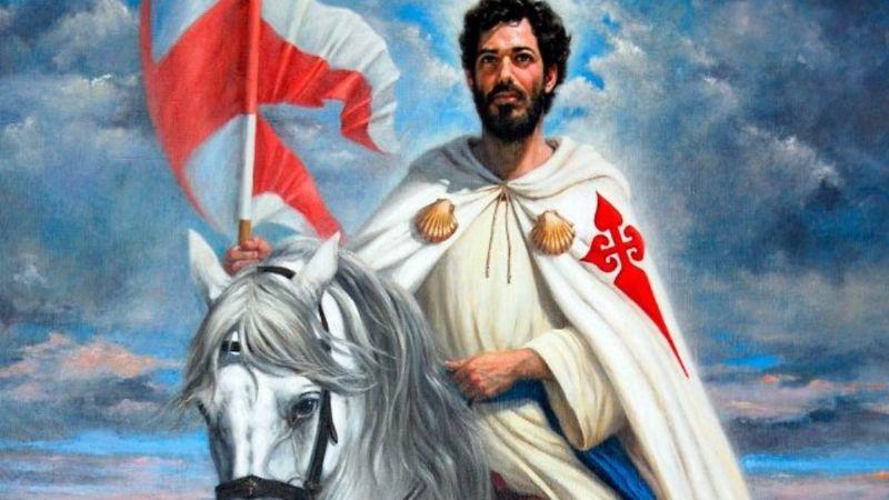 Santiago Apóstol en el día de su festividad