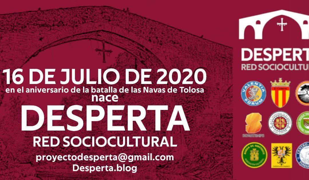 Nace la Red Sociocultural DESPERTA