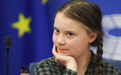 """Un """"rescate"""" para Soros y Greta; agricultores arruinados, dictadura ecologista e invasión inmigrante"""