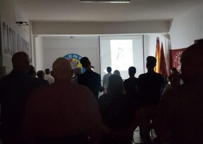 Respeto aniversario Valentia Forum y Casal Romeu