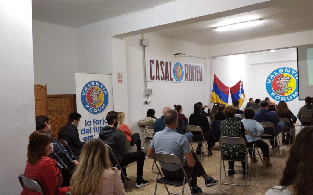 Conferencia 'Armenia, un genocidio silenciado'   Vídeos