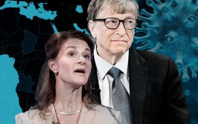 Amenazante y perturbado: Bill Gates
