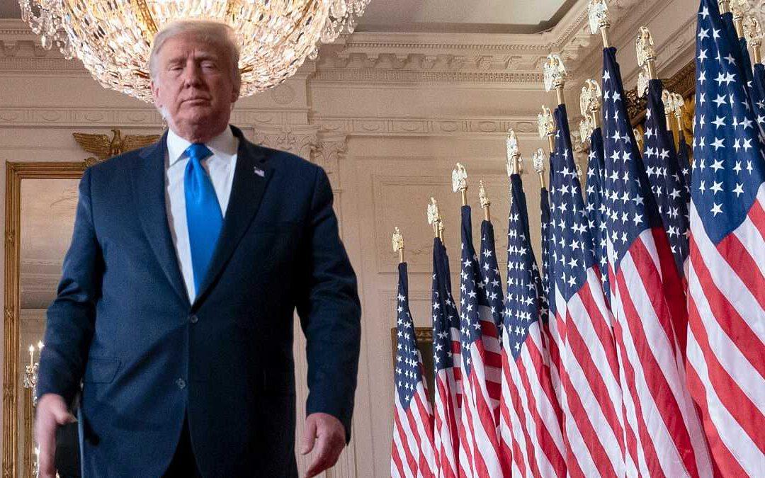 Estados Unidos de América frente al precipicio | Parte 1