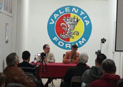 Crónica de la Leyenda Negra a cargo de José Manuel Bou en la que se expone como la tergiversación de la historia del pasado de España cambia el futuro
