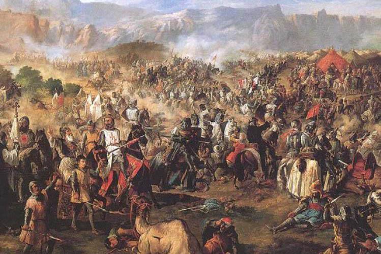 1348 La Batalla de Mislata