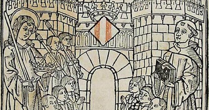 Francesc Eiximenis, el intelectual medieval que dejó muy claro que los valencianos no eran catalanes