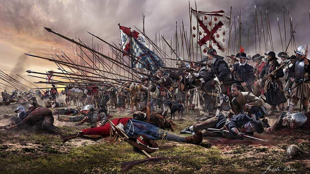 La Batalla de Noáin