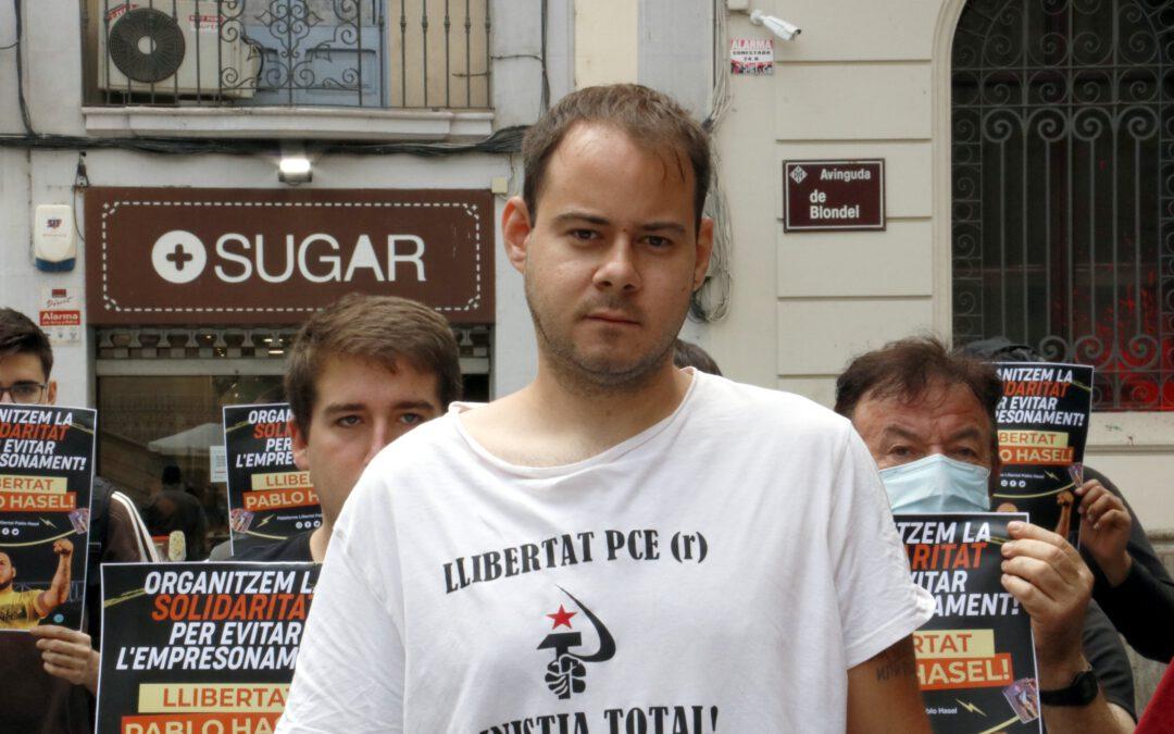 El rapero filoterrorista y la libertad de expresión