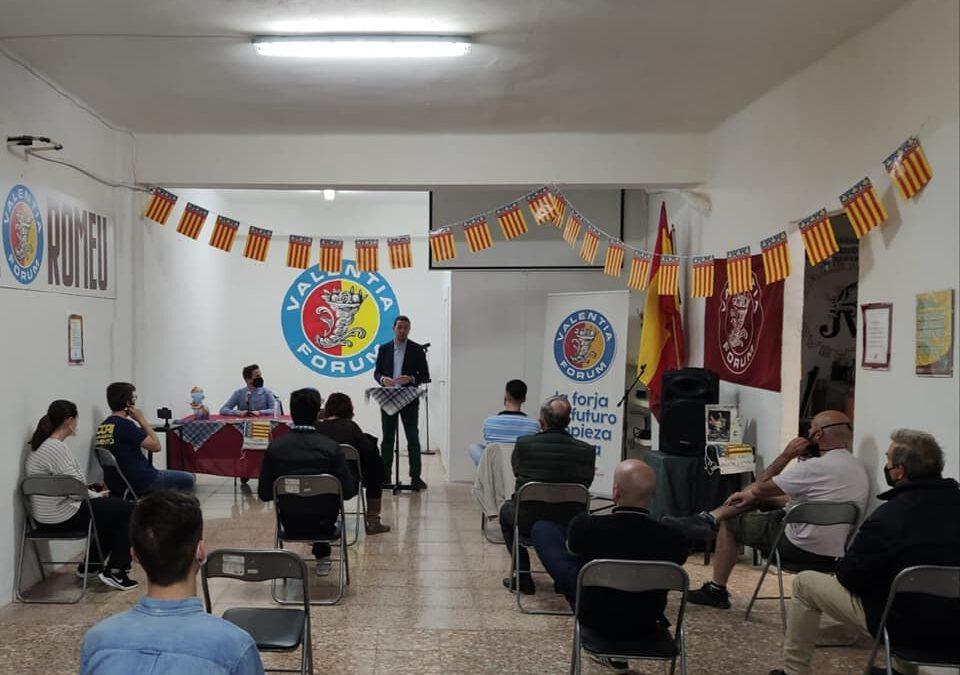 Conferencia-coloquio: 'L'ofici d'artista faller'
