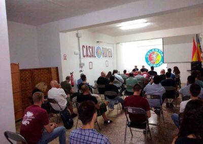 Asistentes-a-la-conferencia-¿Las-últimas-horas-de-España-en-el-Casal-Romeu