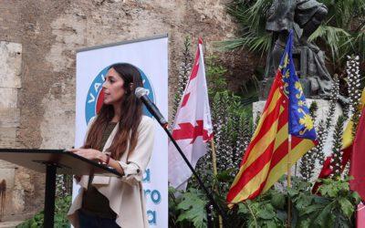 Homenaje al insigne héroe valenciano Vicente Doménech 'El Palleter'