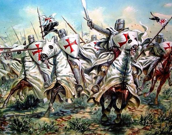 El juramento de Cruzada eterna contra el Islam