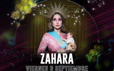Zahara, la Virgen y la puta