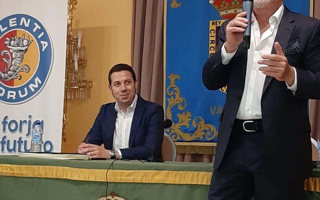 Conferencia José Javier Esparza: Reconquistar la idea nacional de España.